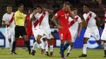 Perú vs. Chile: en Twitter apoyaron así a la selección - Noticias de lionel messi