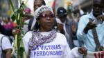 """""""Acuerdo ya"""": Miles de colombianos marcharon por la paz [FOTOS] - Noticias de colombia juan manuel santos"""