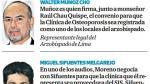 Procuraduría denuncia a cinco implicados en el Caso Moreno - Noticias de carlos polo