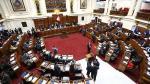 ¿Cómo se aprobó la ley contra el transfuguismo? - Noticias de congresista carlos bruce
