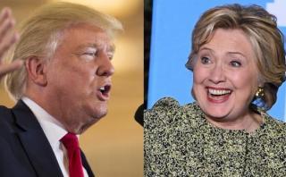 Trump sobre denuncias de mujeres: Es un complot de Clinton