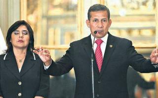 Jara sobre indagación a Humala: Llegó la hora de rendir cuentas