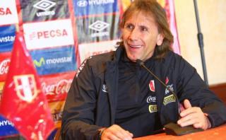 Selección peruana: Ricardo Gareca fue respaldado por jugadores