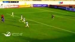 4 contra el arquero: manual de cómo errar un gol [VIDEO]