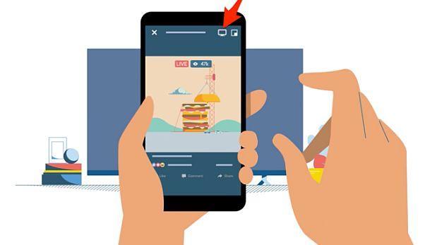 Ahora puedes visualizar videos de Facebook en televisores smart