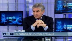 """Oblitas sobre no convocados: """"No cumplieron con el compromiso"""""""