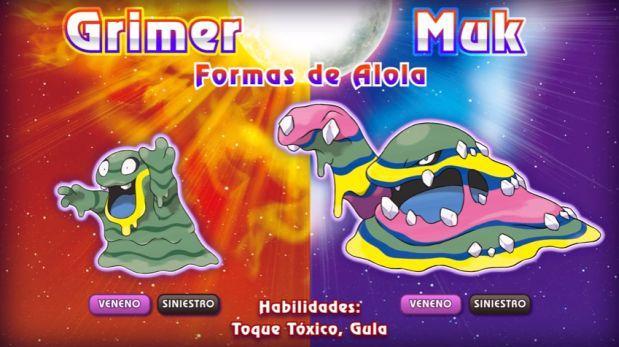 Pokémon Sol y Luna: nuevas evoluciones son reveladas en tráiler