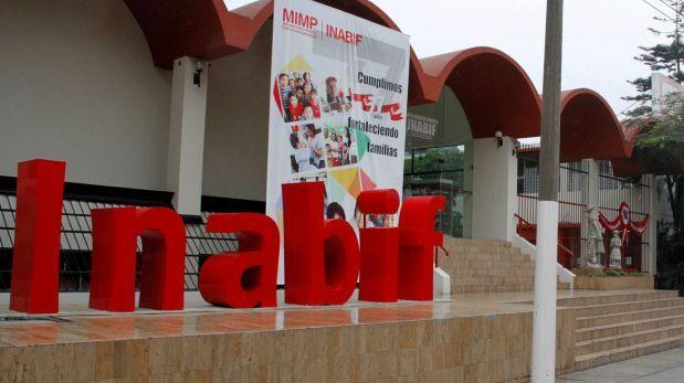 El MIMP oficializó la reorganización del Inabif