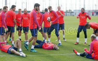 Barcelona: Messi, Suárez y Neymar recibieron tremendo 'baile'