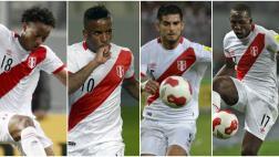 Farfán, Carrillo, Advíncula y Zambrano: ¿Por qué no están?