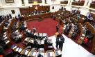 Congreso aprobó transferir 209 millones de soles al Minsa