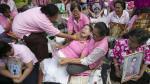 El dolor invade Tailandia tras la muerte del rey Bhumibol - Noticias de bajada de reyes