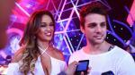 Angie Arizaga y Nicola Porcella no son más enamorados [VIDEO] - Noticias de nicola porcella