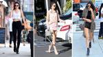 Te damos 10 tips para seguir el look de Kendall Jenner - Noticias de medias rojas