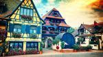 Este pueblo francés te transportará al mundo de Disney - Noticias de plaza francia