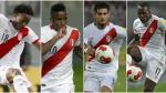 Farfán, Carrillo, Advíncula y Zambrano: ¿Por qué no están? - Noticias de claudio ramos