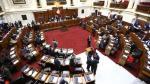 Congreso aprobó transferir 209 millones de soles al Minsa - Noticias de cesar chacon