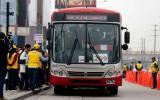 Corredor Javier Prado: pasaje subirá a S/1,70 desde el martes