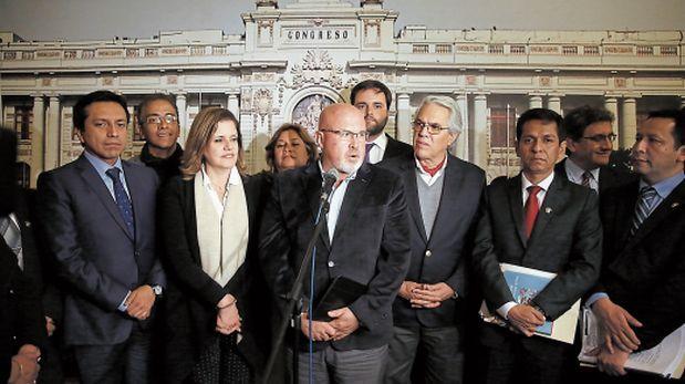 Ley antitránsfuga: división y malestar en bancada de PPK