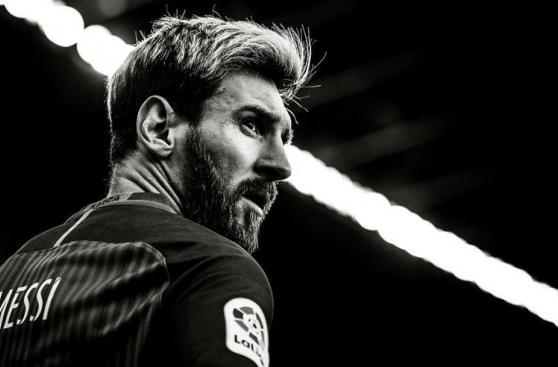 Barcelona goleó en el Camp Nou en la vuelta de Lionel Messi
