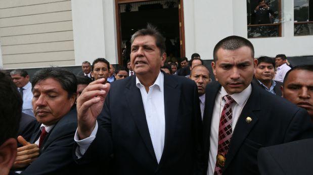 García: Por dios, presidente, detenga destrucción de Pachacámac