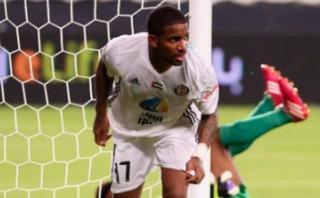 Jefferson Farfán selló triunfo de Al Jazira con este gol
