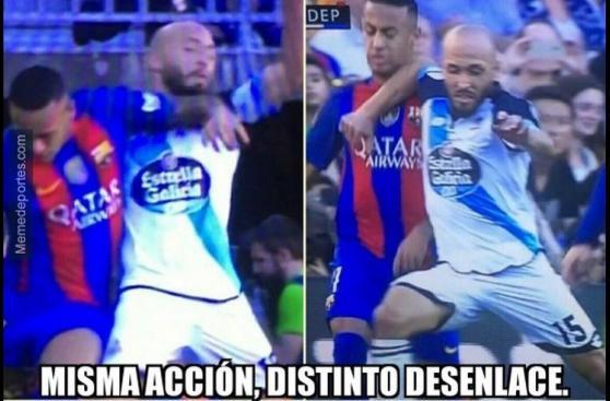 Barcelona: los despiadados memes del triunfo ante el Deportivo