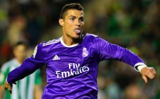 Cristiano Ronaldo cerró goleada de Real Madrid con este gol