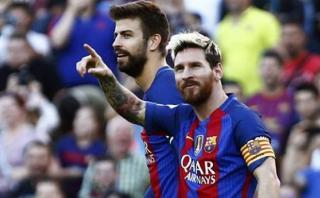 Lionel Messi y su mensaje tras regreso con gol en Barcelona