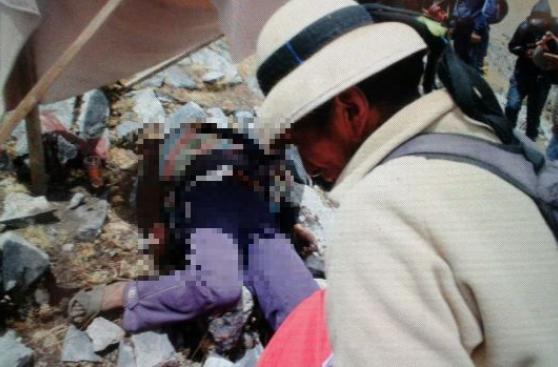 Las Bambas: cuerpo de comunero muerto lleva 24 horas abandonado
