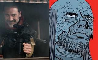 """""""The Walking Dead"""": los 'Susurradores' se acercarían a la serie"""