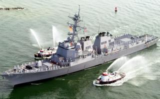 Disparan misiles contra buques de guerra de EE.UU. en Mar Rojo