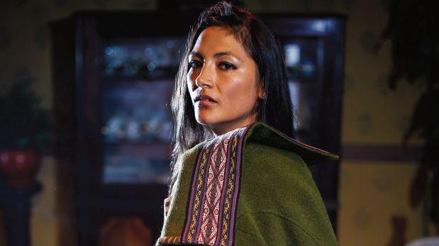 La actriz y cantautora ayacuchana Magaly Solier ofrecerá este 12 de octubre un concierto escénico en el C.C.PUCP, con ocasión del 3er Festival de la Palabra. (Foto: Hugo Pérez)