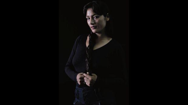 La actriz y cantautora ayacuchana Magaly Solier ofrecerá este 12 de octubre un concierto escénico en el C.C.PUCP, con ocasión del 3er Festival de la Palabra. (Foto: Alessandro Currarino)