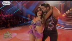 El gran show: ¿Rosángela Espinoza besó a Lucas en TV?