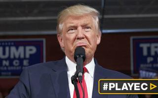"""Trump: Campaña electoral es manipulada por medios """"corruptos"""""""