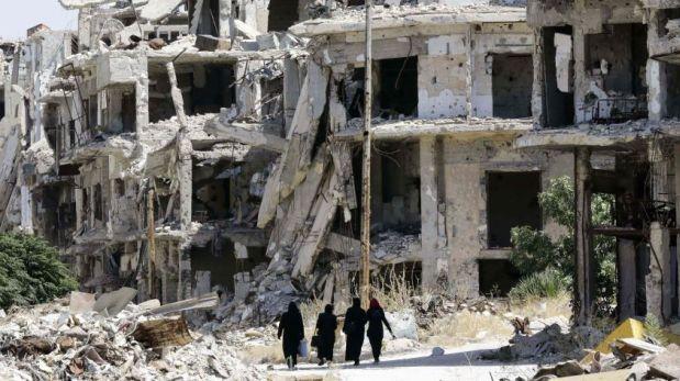El presidente sirio dice que seguirá atacando a