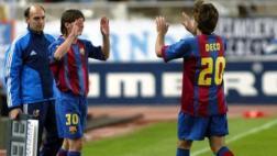 Lionel Messi: se cumplen 12 años de su debut con el Barcelona