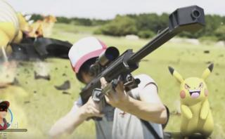Pokémon Go: captura de Mew sería tan violenta como este video