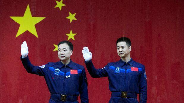 China enviará hoy nuevos astronautas al espacio
