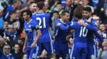 Chelsea goleó a Leicester City en Stamford Bridge por Premier - Noticias de diego costa