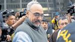 Manuel Burga podría salir libre por retrasos en extradiciones - Noticias de manuel burga