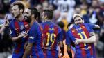 Barcelona goleó al Deportivo la Coruña en el regreso de Messi - Noticias de liga española
