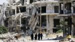 Alepo, la capital económica de Siria reducida a escombros - Noticias de gary james