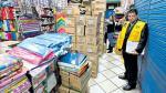 Mesa Redonda: 14 mil locales sin certificado de Defensa Civil - Noticias de julio quispe
