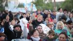 Miles celebran canonización del primer santo argentino - Noticias de roma
