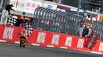 MotoGP: Marc Márquez se consagró campeón mundial - Noticias de marc marquez
