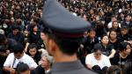 Tailandia: Inicia luto general de un año por muerte del rey - Noticias de niños perdidos