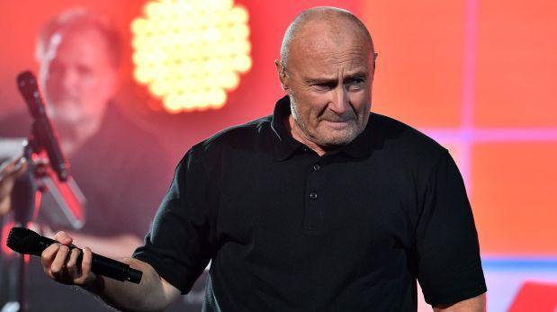 Phil Collins regresará al escenario