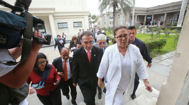 Becerril dice que Fiscalización citará a ex asesor José Labán
